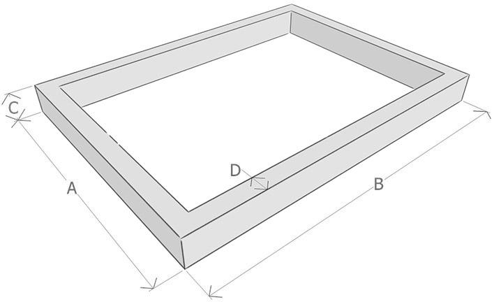 Тип фундамента кладочного бетона
